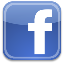 Facebook logo, click to go to our Facebook page